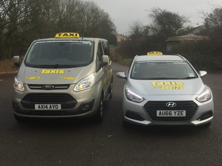 Book a Taxi Online with Wymondham Taxis